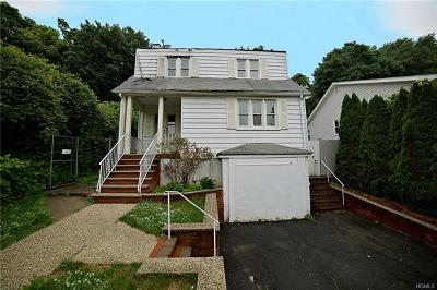 Yonkers Single Family Home For Sale: 90 Homewood Avenue