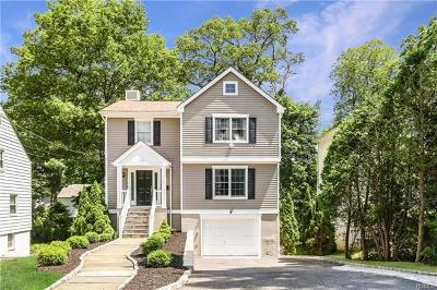 Scarsdale Rental For Rent: 140 Johnson Road
