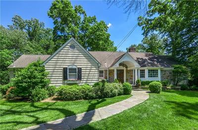 Rye Single Family Home For Sale: 121 Forest Avenue