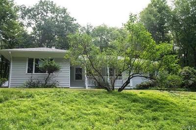 Cross River Single Family Home For Sale: 285 North Salem Road