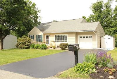 Cortlandt Manor Single Family Home For Sale: 18 Cynthia Road