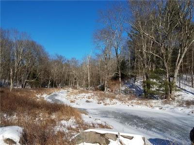 Orange County, Sullivan County, Ulster County Residential Lots & Land For Sale: ** Chapin Trail
