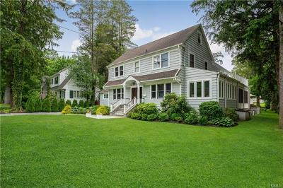 Scarsdale Single Family Home For Sale: 32 Valley Road
