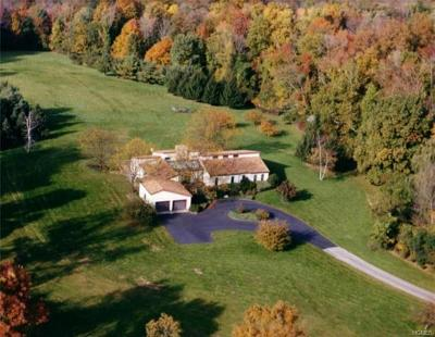 Dutchess County Single Family Home For Sale: 39 South Quaker Hill Road