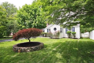 Westchester County Single Family Home For Sale: 380 Grasslands Road