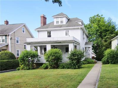 Westchester County Single Family Home For Sale: 218 Glen Avenue