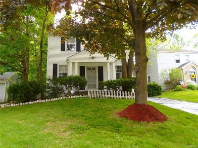 White Plains NY Single Family Home For Sale: $579,900