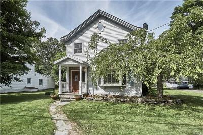 Otisville Single Family Home For Sale: 28 Highland Avenue