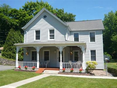 Stony Point Multi Family 2-4 For Sale: 209 West Main Street