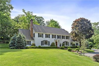 Armonk Single Family Home For Sale: 23 Carolyn Place