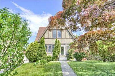 Ossining Single Family Home For Sale: 7 Sutton Place