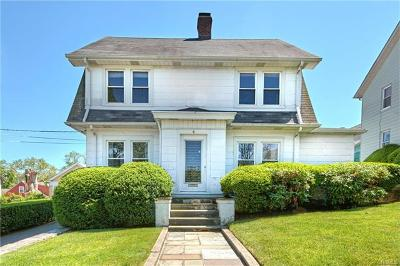 Westchester County Single Family Home For Sale: 6 Irenhyl Avenue
