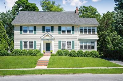 New Rochelle Single Family Home For Sale: 629 Webster Avenue