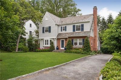 Scarsdale Single Family Home For Sale: 236 Madison Road