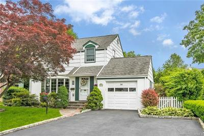 Eastchester Single Family Home For Sale: 35 Longview Drive
