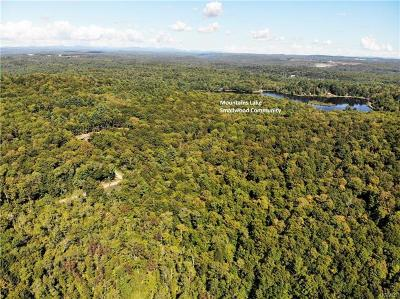 Orange County, Sullivan County, Ulster County Residential Lots & Land For Sale: Markley Lane