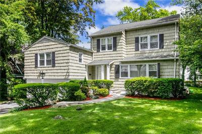 Scarsdale Single Family Home For Sale: 129 Evandale Road