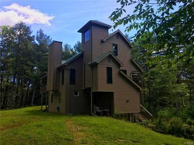 Narrowsburg Single Family Home For Sale: 633 Swamp Pond Road