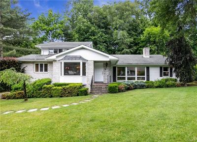 Rye Brook Single Family Home For Sale: 8 Eagles Bluff