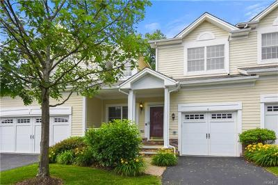 Cortlandt Manor Condo/Townhouse For Sale: 4 Baltusrol Court