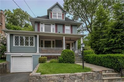 Larchmont Single Family Home For Sale: 30 Forest Pk Avenue
