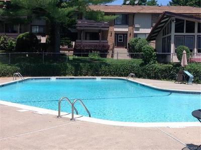 Rockland County Condo/Townhouse For Sale: 31 Sierra Vista Lane