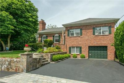 Bronxville Single Family Home For Sale: 63 Cassilis Avenue