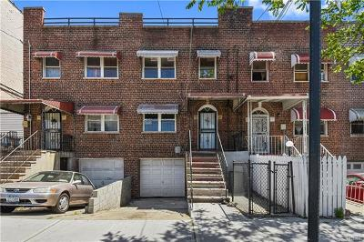 Bronx Multi Family 2-4 For Sale: 3356 Fish Avenue