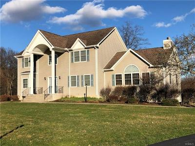 Pine Bush Single Family Home For Sale: 8 Hunter Court