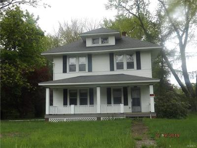 Blooming Grove Single Family Home For Sale: 15 Orrs Mills Road