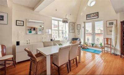 New York Condo/Townhouse For Sale: 266 West 115th Street #7A