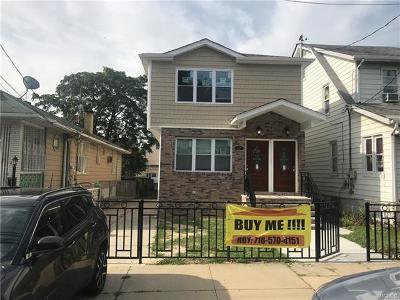 Multi Family 2-4 For Sale: 832 East 231st Street