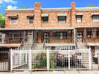 Bronx Multi Family 2-4 For Sale: 3926 Carpenter Avenue