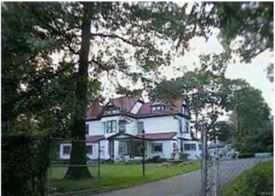 Mount Vernon Multi Family 2-4 For Sale: 113 Franklin Avenue