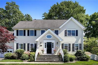 Rye Single Family Home For Sale: 107 Florence Avenue