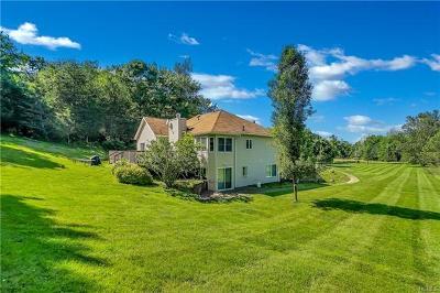 Washingtonville Single Family Home For Sale: 50 Woodcock Mtn Road