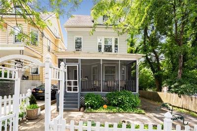 Yonkers Single Family Home For Sale: 48 Point Street