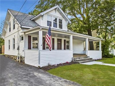 Greenwood Lake Single Family Home For Sale: 48 Waterstone Road
