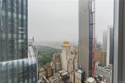 New York Condo/Townhouse For Sale: 146 West 57th Street #52A &amp