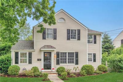 Eastchester Single Family Home For Sale: 91 Waverly Avenue