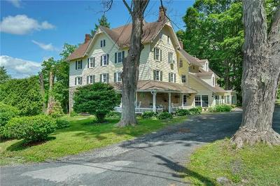 Orange County, Sullivan County, Ulster County Single Family Home For Sale: 346 Crescent Avenue