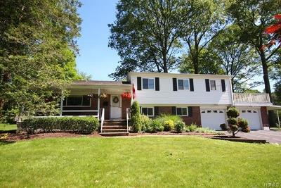 Nanuet Single Family Home For Sale: 142 West Prospect Street