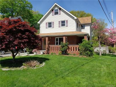 Westchester County Single Family Home For Sale: 182 Tate Avenue
