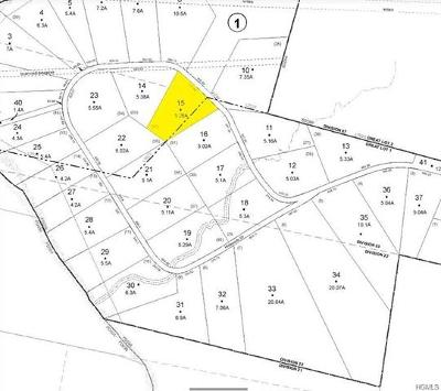 Fallsburg Residential Lots & Land For Sale: Lot 32 Hideaway Drive