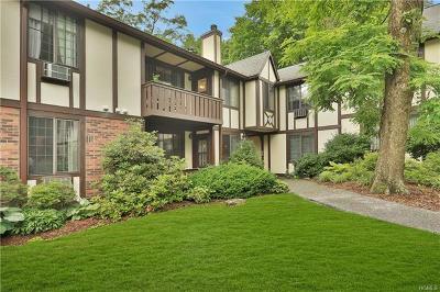 Briarcliff Manor, Pleasantville Condo/Townhouse For Sale: 5 Tudor Court #1