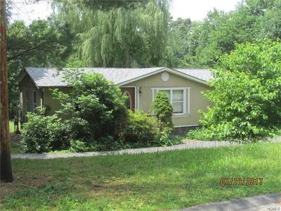 Orange County Single Family Home For Sale: 89 Berme Road