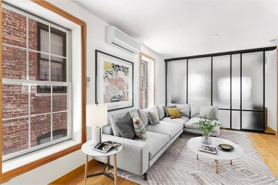 New York Condo/Townhouse For Sale: 204 West 140th Street #4D