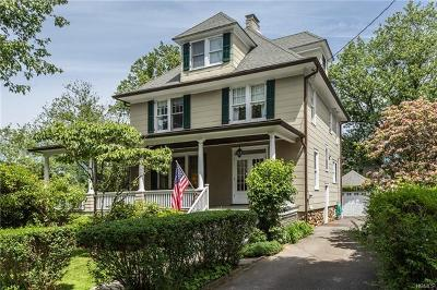 Tuckahoe Single Family Home For Sale: 15 Gifford Street