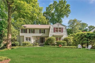 Westchester County Single Family Home For Sale: 184 Valley Road