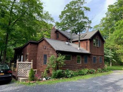 Single Family Home For Sale: 214 Rome School Road